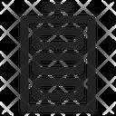 Battery Indicator Icon