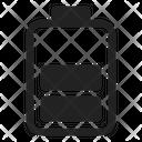 Battery Indicator Battery Battery Level Icon