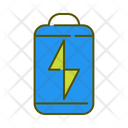 Battery Power Ecological Battery Natural Battery Icon