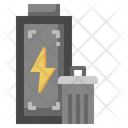Battery Remove Battery Discharge Discharge Icon