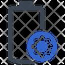 Gear Settings Option Icon