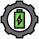 Battery Setting Icon