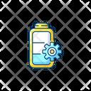Battery Settings Battery Settings Icon