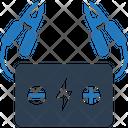 Battery Starter Battery Starter Icon