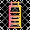 Battery Status User Interfaces Icon