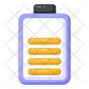 Mobile Battery Phone Battery Battery Status Icon