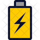 Battery Power Charge Icon