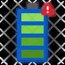 Battery Warning Battery Warning Icon