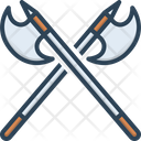 Battle Armed Conflict Struggle Icon