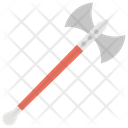 Battle Axe Cleaver Medieval Icon