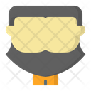 Battle Axe Avatar Man Icon