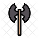 Viking Ancient Weapon Icon