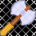 Weapon Battle Axe Labrys Icon