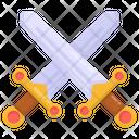 Battle Swords Icon