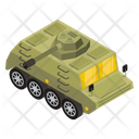 Force Tank Military Tank Battle Tank Icon