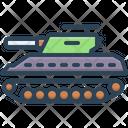 Sherman Army Machinery Icon
