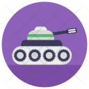 Battle Tank Toy Icon