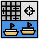 Battleship Ship Video Game Icon