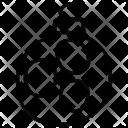 Bauble Xmas Decoration Icon