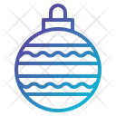 Bauble Bauble Ball Christmas Icon