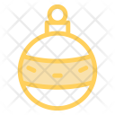 Bauble Ball Decoration Icon