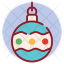 Bauble Decoration Bauble Ball Icon