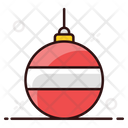 Bauble Baubles Christmas Balls Icon