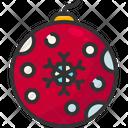 Bauble Christmas Ball Xmas Icon