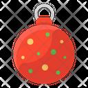 Bauble Christmas Ball Decorative Ball Icon