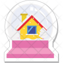 Home Bauble Decorations Icon