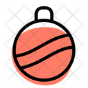 Bauble Ball Ornament Icon