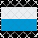 Bavaria Striped Flag Icon