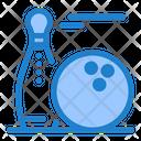 Bawling Pin Icon