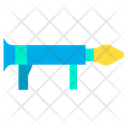 Grenade Launcher Missile Launcher Rocket Launcher Icon