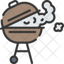Bbq Cooking Pastime Icon