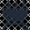 Bbq Barbecue Grill Icon