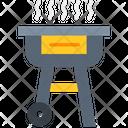 Bbq Grill Machine Bbq Machine Icon