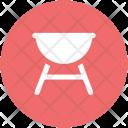 Bbq Barbecue Tray Icon