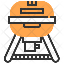 Bbq Grill Cooking Icon