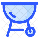 Spring Bbq Barbeque Icon