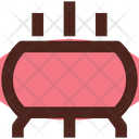 Bbq Baraque Cooking Icon