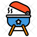 Bbq Barbecue Food Icon