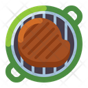 Bbq Barbecue Grilled Icon