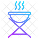 Bbq Barbecue Grill Cooking Party Icon