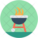 Bbq Grill Barbecue Icon