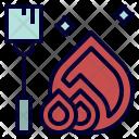 Toasted Mashmallow Campfire Icon