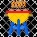 Bbq Grill Bbq Barbecue Icon