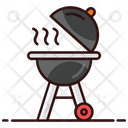 Bbq Grill Barbecue Outdoor Cooking Icon
