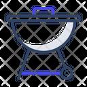 Bbq Grill Grill Stove Barbecue Grill Icon