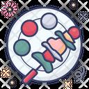 Bbq Platter Icon